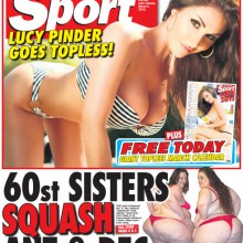 Sunday Sport – 1 March 2015