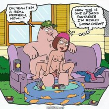 My favorite Family Guy – Incest Comics