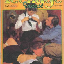 Teenage Incest Magazine 1