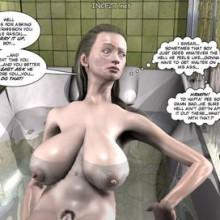 3D C6 – Incest Comics