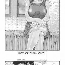 Mother Swallows – Incest Comics
