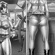 Captain Mom – Incest Comics