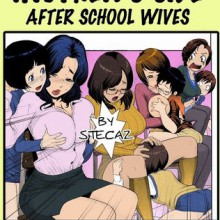 Mother's Side After School Wives – Incest Comics
