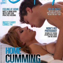 NEW Incest Magazine – Oedipussy 2!