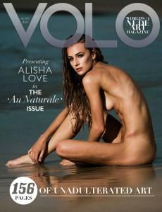 Cover VOLO Magazine – April 2015