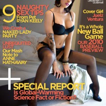 Penthouse USA – April 2010