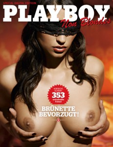 Cover Playboy Germany Special Edition – Non Blondes 2015