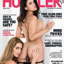 Hustler USA – August 2015