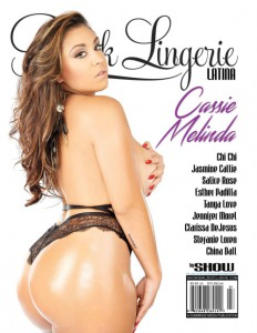 Cover Black Lingerie – Issue 25 (Part A), 2015