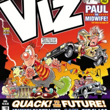 Viz UK – June/July 2015