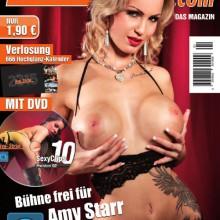 Live-Strip Das Magazin – Dezember/Februar 2015