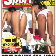 Sunday Sport – 2 December 2012