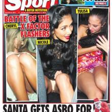 Sunday Sport – 9 December 2012
