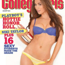 Playboy's College Girls – August/September 2012