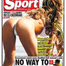 Weekend Sport – 14 December 2012