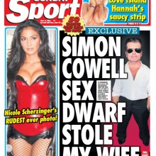 Sunday Sport – 14 June 2015