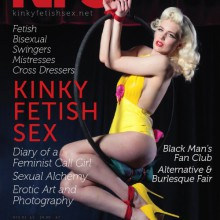 Kink Fetish Sex UK – Issue 1, 2015