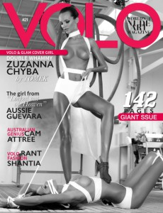 Cover V0L0 Magazine – January 2015