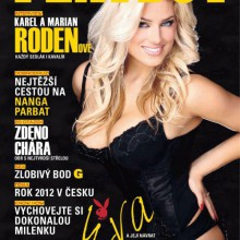 Playboy Czech – January/February 2013