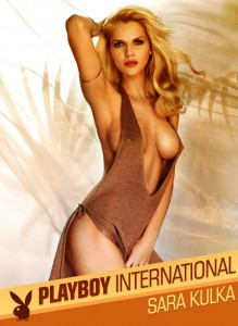 Cover Sara Kulka – Playboy Germany February 2015