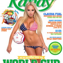 Kandy – June 2014 USA Cover