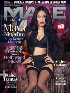 Cover Male – No.117, 23-29 Januari 2015