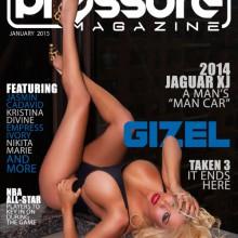 Pressure Magazine – January 2015