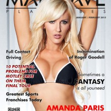 Mancave Playbabes – January/February 2015