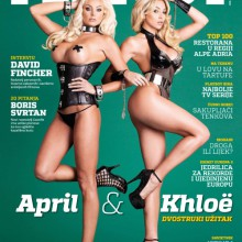 Playboy Croatia – November 2014