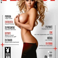 Playboy Venezuela – February 2015