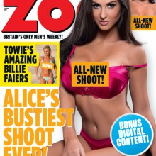 Zoo UK – Issue 569, 13-19 March 2015