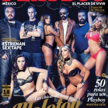 Playboy Mexico – March 2015