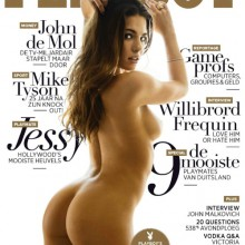 Playboy Netherlands – April 2015