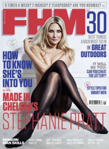 Cover FHM UK – May 2015