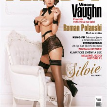 Playboy Czech Republic – April 2015