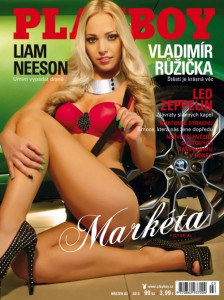 Cover Playboy Czech Republic – March 2015