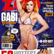 Zoo Weekly Australia – Issue 477, 25 May 2015