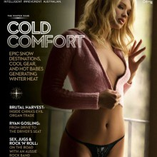 Penthouse Australia – July/August 2015