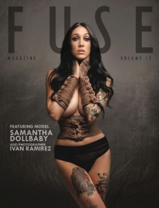 Cover Fuse Magazine – Volume 12, 2015