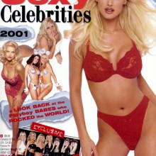 Playboy's Sexy Celebrities 2001