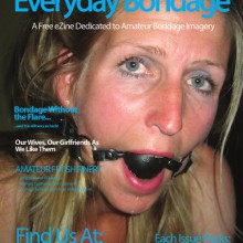 Everyday Bondage – Volume 1, Issue 4, July 2015