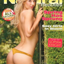 Playboy's Natural Beauties – April/May 2010