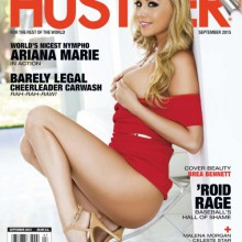 Hustler USA – September 2015