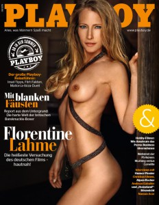 Cover Playboy Germany – August 2015