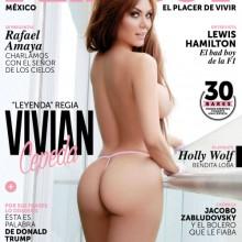 Playboy Mexico – Agosto 2015