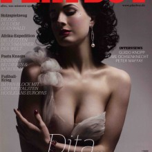 Playboy Germany – December 2008