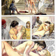 Borgia 2 – The Power and The Incest