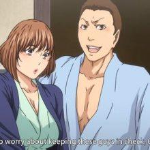 New Hentai Cuckold – Tsuma ga Onsen de Circle Nakama no Nikubenki ni Natta no Desu ga… Anime Edition HD 1080p ENG Subbed