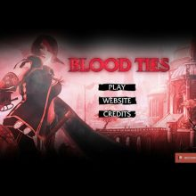 Fiora: Blood Ties [3D CGI Interactive Flash Movie]